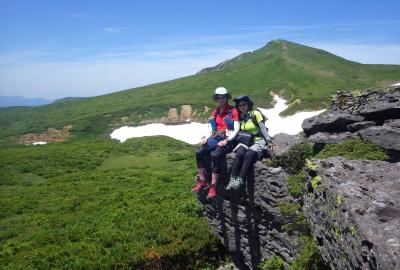 この夏は花の百名山栗駒山へ(山旅の報告) / Yamakei Online / 山と渓谷社