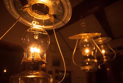 ランプの宿 湯浜温泉三浦旅館