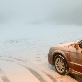 降雪による主要道路通行規制情報