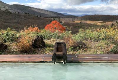 須川高原の温泉の営業終了予定日