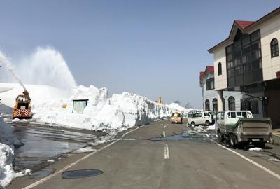 主要道路冬期通行規制解除情報