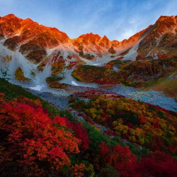 栗駒山の紅葉を見ずして山岳紅葉を語ることなかれ